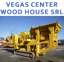 VEGAS CENTER WOOD HOUSE SRL