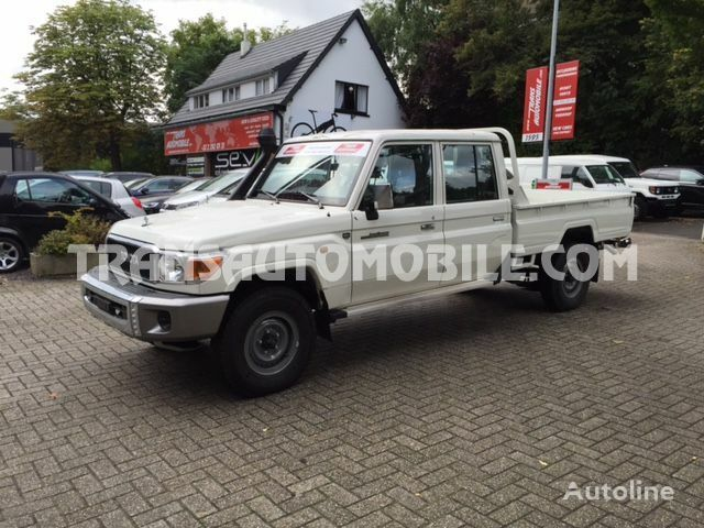 new TOYOTA Land Cruiser pick-up