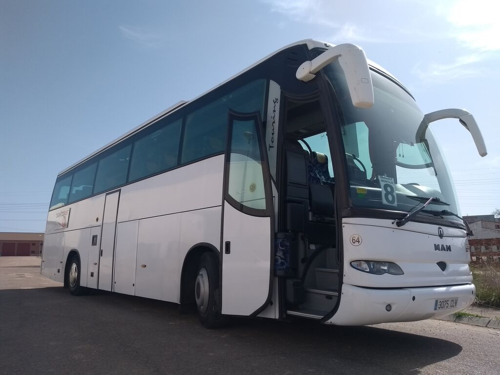 MAN 18.460 noge touring hdh coach bus