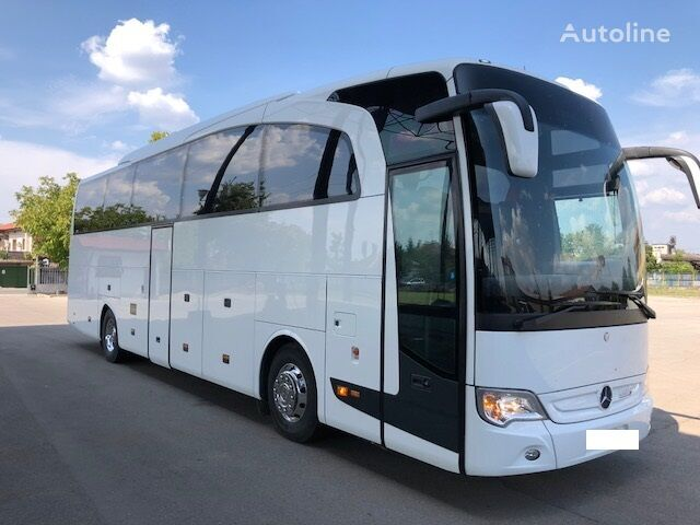 MERCEDES-BENZ Travego 15 SHD EUR5 coach bus