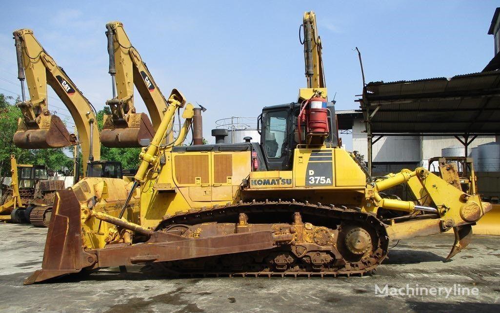 KOMATSU D 375-A 5 bulldozer
