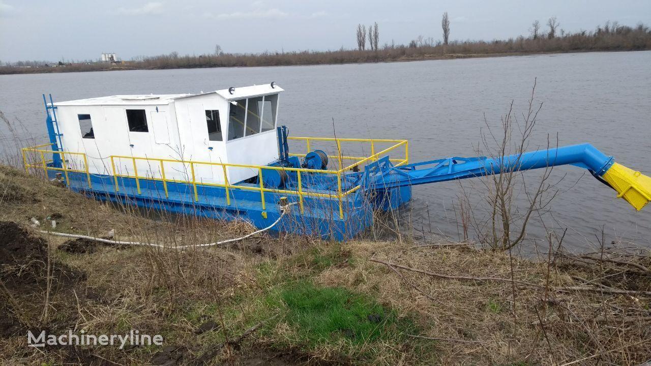 new DRW-1600/25 dredge