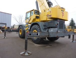 GROVE cranes from Europe for sale, buy new or used GROVE