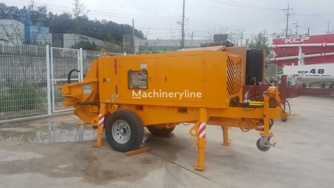 new KCP KTP 60 - NUEVA -  stationary concrete pump