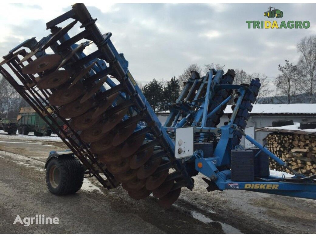 FARMET Disker 6 disk harrow