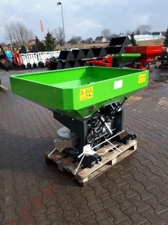 new LANGREN Düngerstreuer/ Disc spreader/ Rozsiewacz dwutarczowy 800 fertiliser spreader