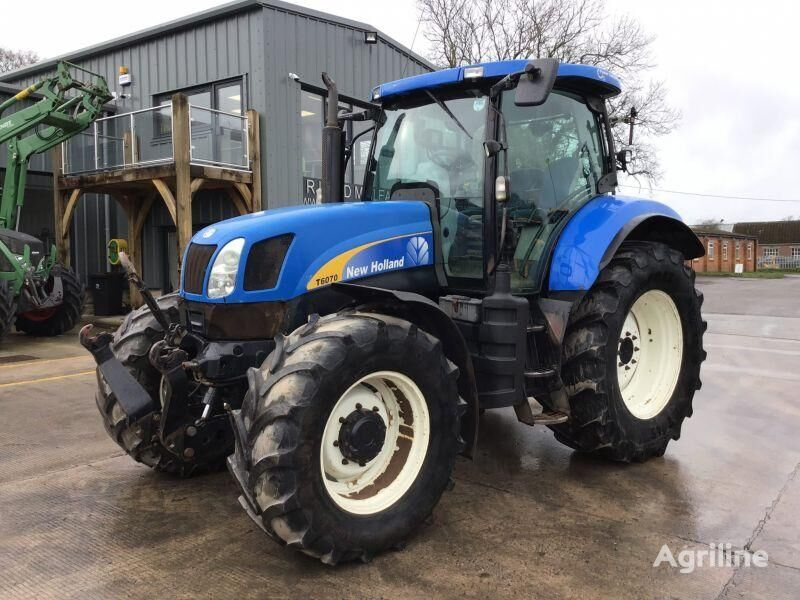NEW HOLLAND  T6070 wheel tractor