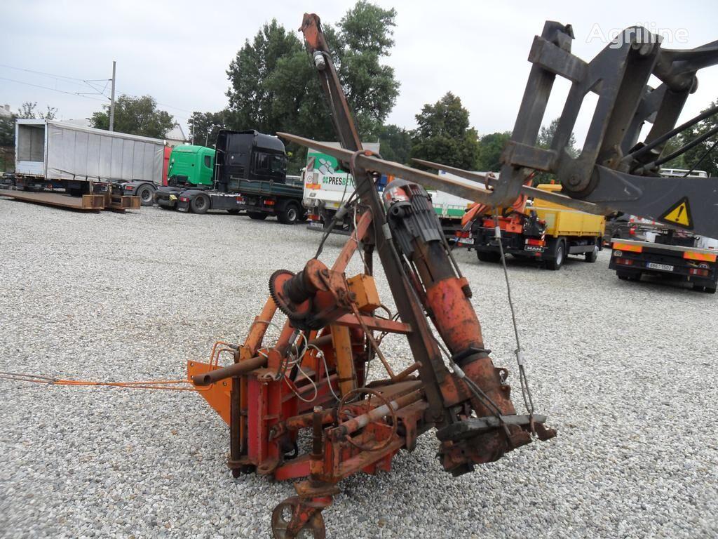 ZETOR 8011 BERANIDLO DELMAG H 2-S wheel tractor