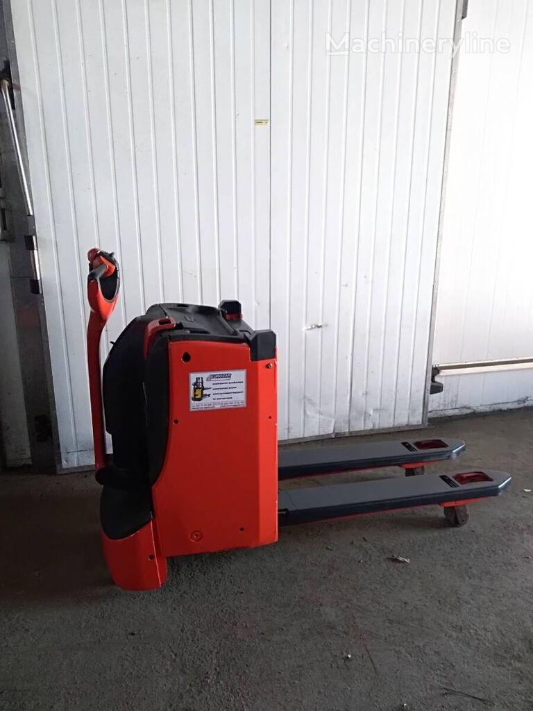 LINDE  T16L 2014g S Garantiey!V Nalichii! electric pallet truck