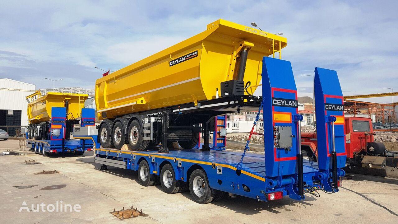 new CEYLAN tipper semi-trailer