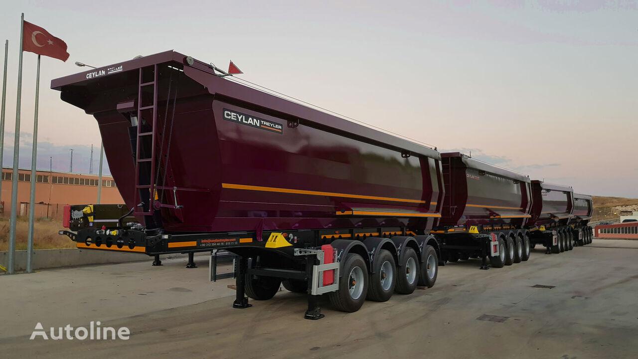 new CEYLAN 2019 tipper semi-trailer