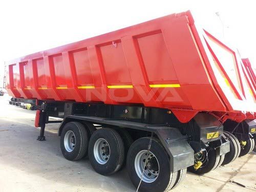 NOVA Nova Trailers Direct from Factory, Custom Made Trailers Rock Typ tipper semi-trailer