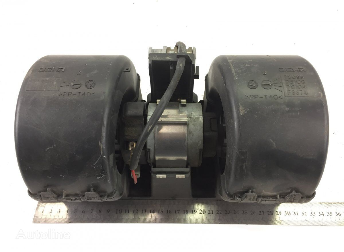 BOSCH blower motor for MAN TGA (2000-2008) truck