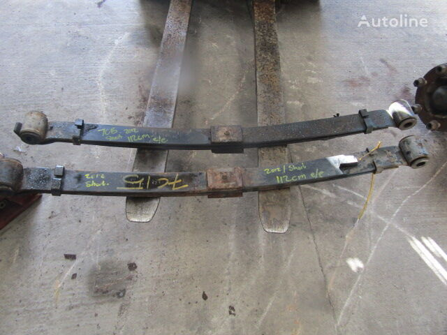7.5T leaf spring for Mitsubishi Fuso truck