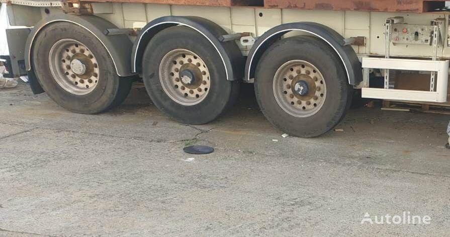 TRAILOR GENERAL TRAILOR tanker trailer