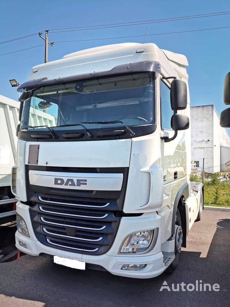 DAF XF 106.510 , Intarder, TOP ZUSTAND!! VIDEO tractor unit