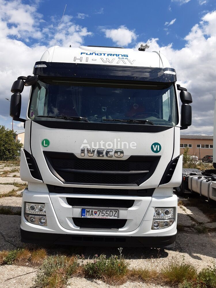 IVECO Stralis AS440S48 LT EUR 6 tractor unit