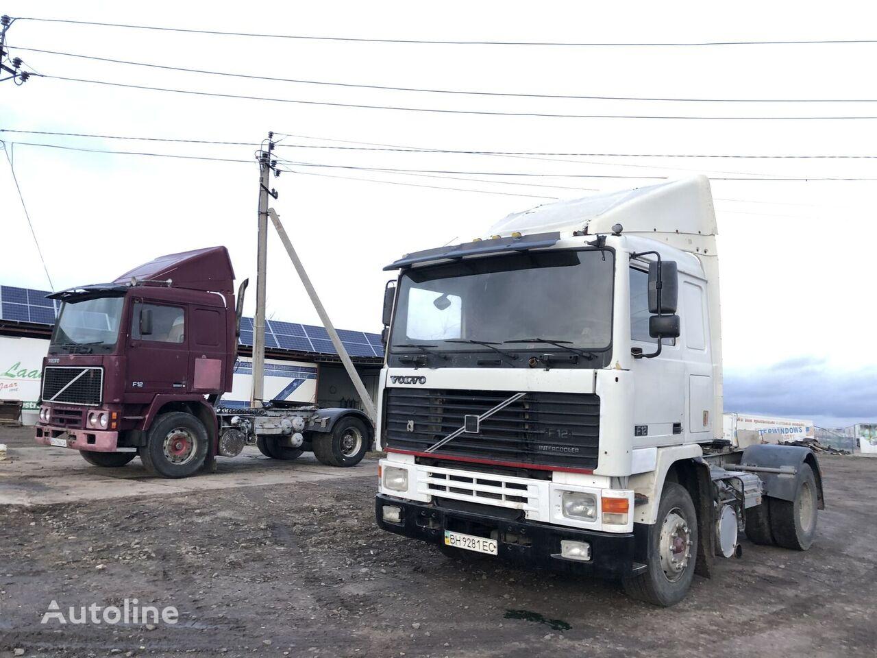 VOLVO F 12 tractor unit