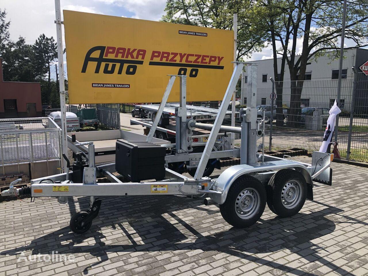 new KABLÓWKA KABLOWA DO KABLI HYDRAULICZNA DMC 3,0 t cable trailer