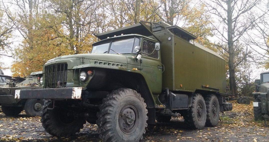 URAL 375D  military truck