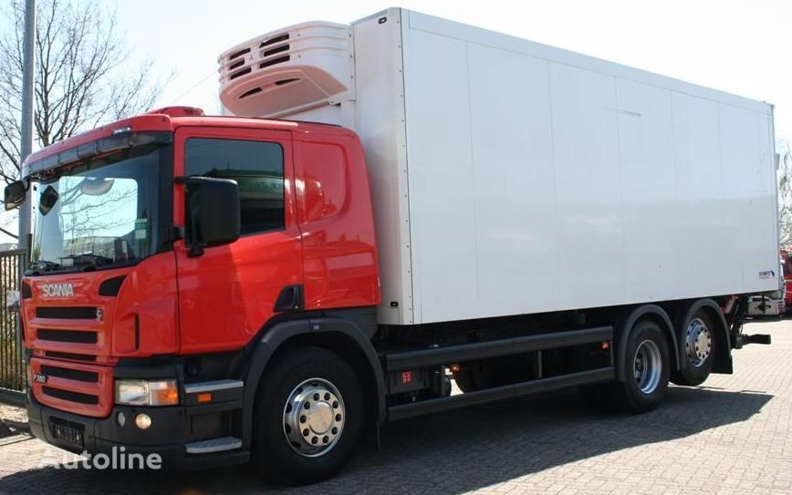 SCANIA R-380 refrigerated truck