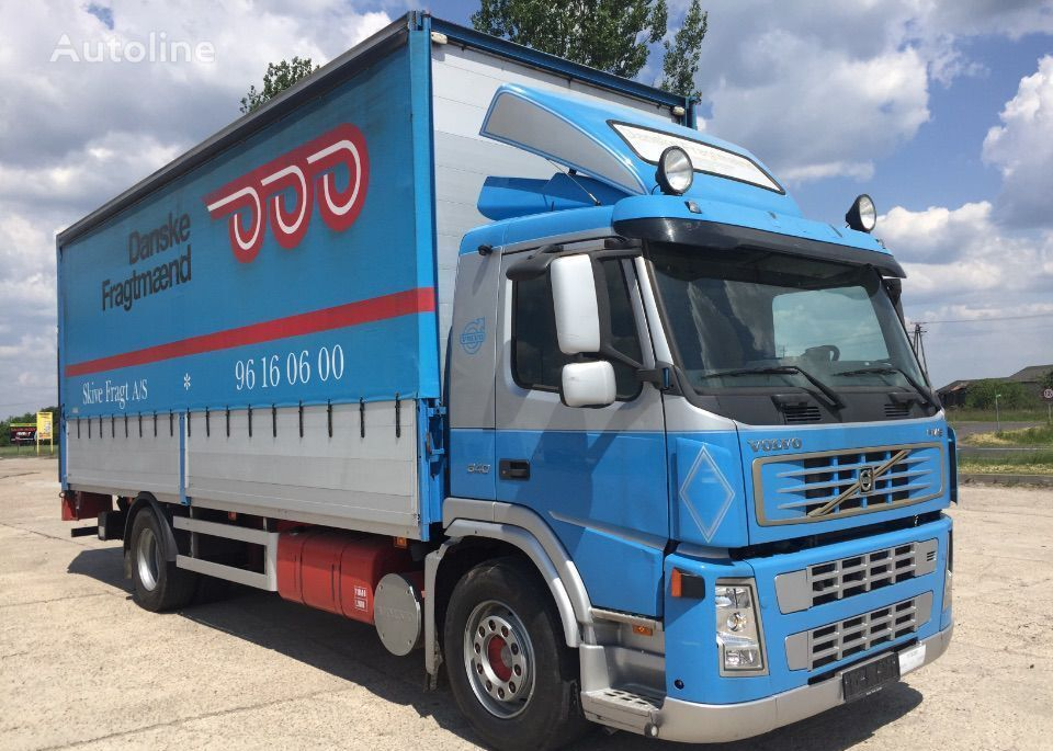 VOLVO FM 9 340  tilt truck